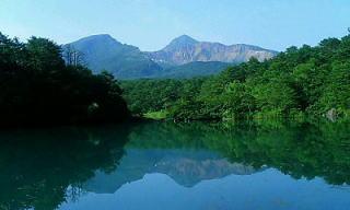 裏磐梯の自然