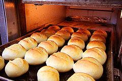 毎日が焼きたてフランスパン!